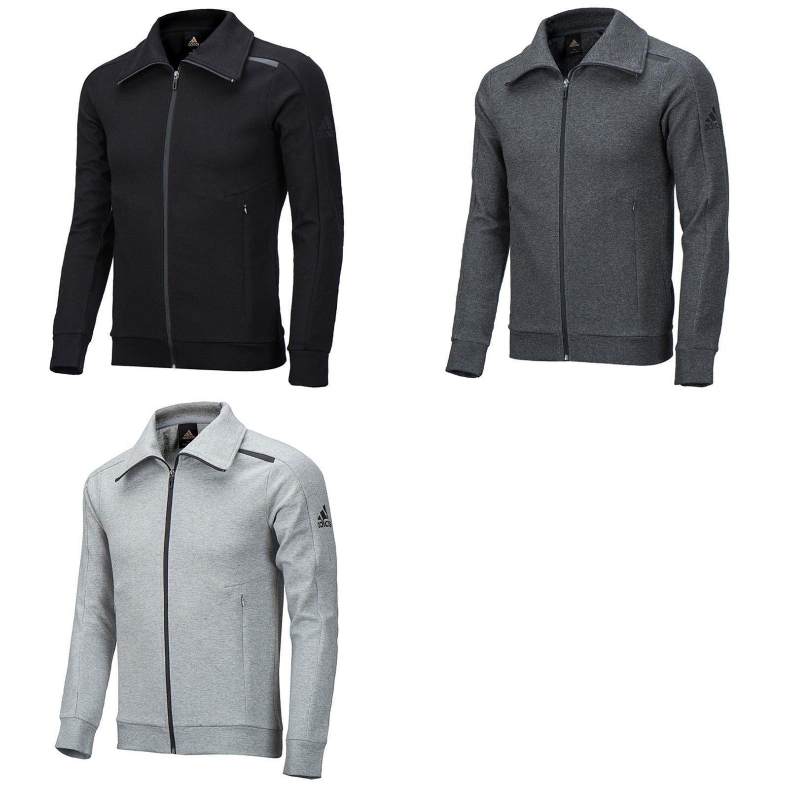 Adidas Men Knit Extend Jacket Sportler Top Fitness BG9050, BG9051, AY3732