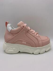 Details zu Buffalo Boots Shoes Sneaker Plateau Schuhe 90er Weiß Fashion Highlight