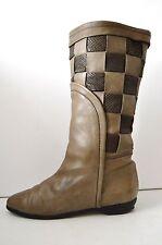 Damen Stiefel Gibal Boutique boots stivali Winterstiefel flach 90er True VINTAGE