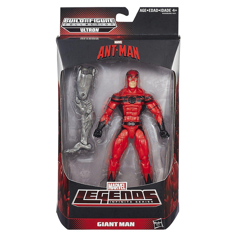 Marvel Leggende Infinita Serie azione  cifra-giant-uomo  più sconto
