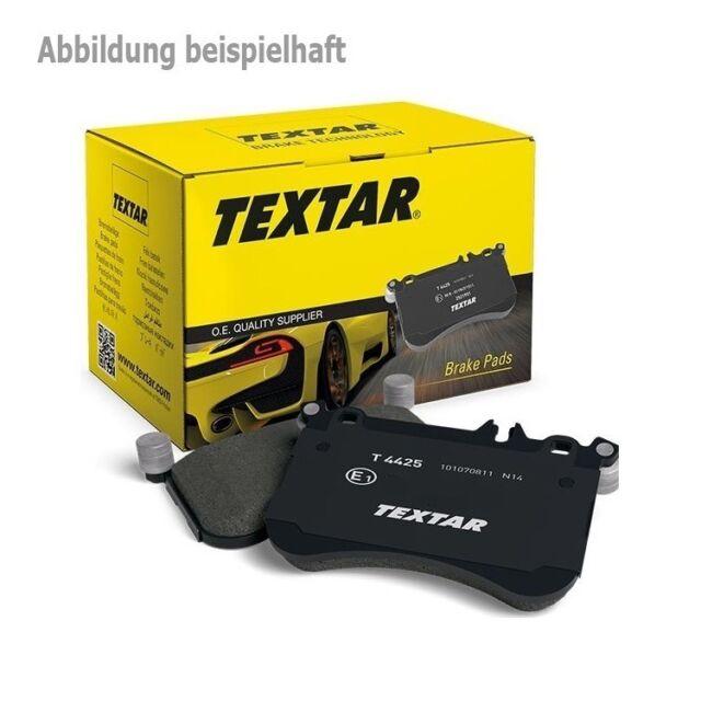 Textar 2212901 Bremsbeläge Bremsbelagsatz Scheibenbremse