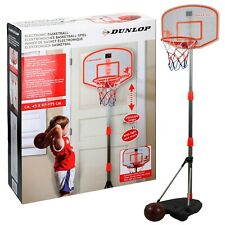 Electronic Basketball Play Set 175cm Adjustable Height Stand Lights Score Board