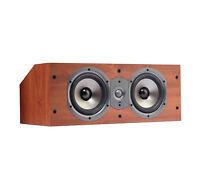 Polk Audio Monitor 25c Cherry Certified Refurbished Center Channel Speaker