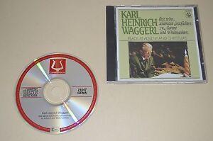 Details Zu Karl Heinrich Waggerl Liest Seine Schönsten Gedichte Zu Advent Und Weihnachten