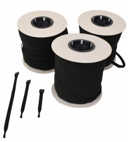 Klettkabelbinder Klett-Kabelbinder Kabelband Kabelstrapse 150x20x13mm 50 Stück