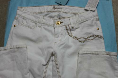NWT MARCIANO GUESS WHITE SKINNY JEANS SIZE 26 27 28 HOT