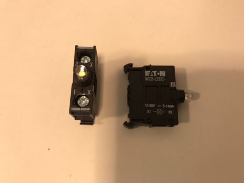 EATON LED-Elemente 230V weiß Bodenbefestigung