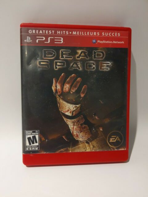 Dead Space (Sony PlayStation 3, 2008) No Manual TESTED & WORKING