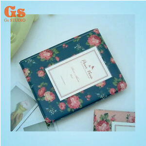 3Inch-64-Pockets-Photo-Album-Navy-for-Polaroid-Fuji-Instax-mini7s-8-25-50-90