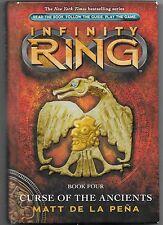 Infinity Ring: Curse of the Ancients 4 by Matt De la Peña (2013, Hardcover)