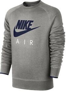 nike air fleece jumper
