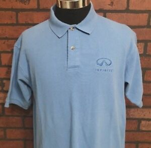 5743016a04 Image is loading Infinity-Car-Men-039-s-Short-Sleeve-Polo-