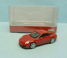 1//87 Herpa Porsche 911 Targa 4 racinggelb 028868