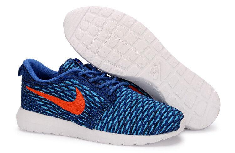 Nike flyknit Rosherun presto 677243-401 free nuevo gr:39 cortos Moire 677243-401 presto zapatos c51d28
