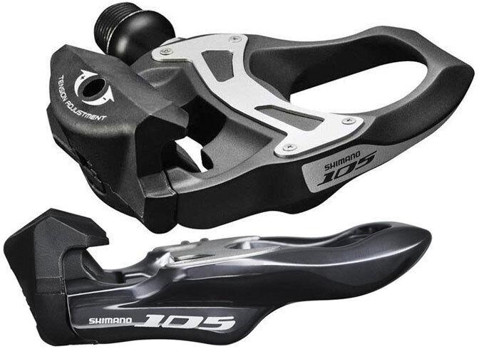 Shimano 105 5700 Spd-sl Carbon Pedale