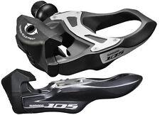 Shimano 105 5700 SPD-SL Carbon Pedals Inc. Cleats