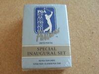 Pga Tour Partners Special Inaugural Card Set 100 Golf Cards 1991 Pro Set