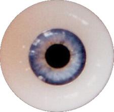 Reborn/BJD Dolls eyes EyeCo Soft Silicone Platinum Glass 21/22mm LOUISIANA IRIS