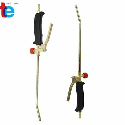 9TRADNG Portable Propane Weed Torch Burner Fire Starter Ice Melter Melting with Nozzles