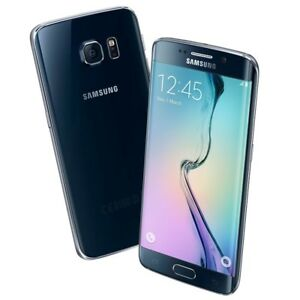 Noir-32Go-Samsung-Galaxy-S6-Edge-G925A-5-1-034-Smartphone-4G-Debloque-Telephone