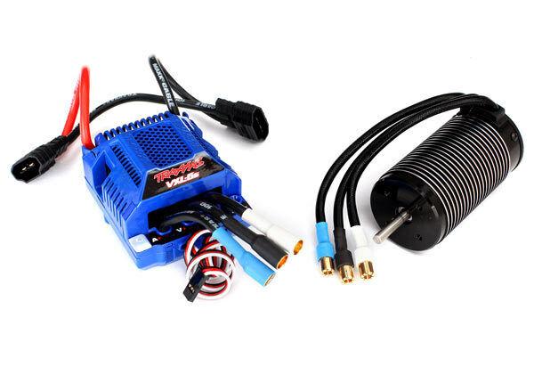 Traxxas Velineon VXL-6s Brushless Power System waterproof w  VXL-6s ESC 2200Kv