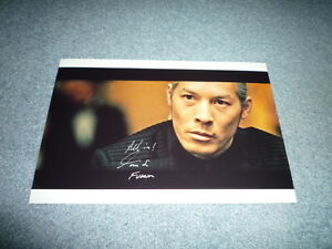 TOM-SO-signed-autograph-In-Person-8x12-20x30-cm-JAMES-BOND-Casino-Royale-007