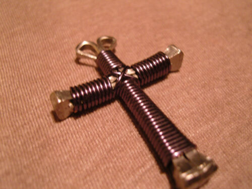 Disciples cross necklace with Tiger charm