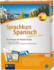 Compact Sprachkurs Spanisch einfach & aktiv von Angela Cuevas Alcañiz (2013, Kunststoffeinband)