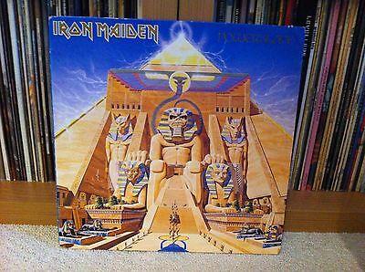 Iron Maiden - Power Slave Vinyl LP