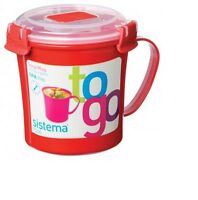 Sistema 22.1 Oz Soup To Go Cup