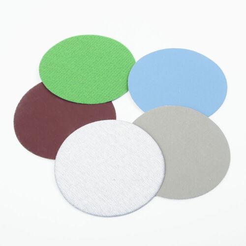 "25pcs Hook /& Loop 3/"" 1000 2000 3000 4000 5000 Grit Sand Paper Sanding Discs Set"