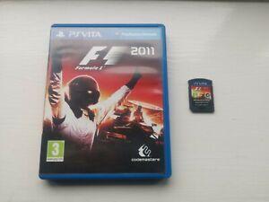 PS VITA F1 Sony 2011-PlayStation-Gratuit Post UK