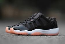 91f0aea0de12 item 3 Nike Air Jordan Retro XI 11 Low Bleached Coral Black White 580521-013  Men 9 Shoe -Nike Air Jordan Retro XI 11 Low Bleached Coral Black White ...