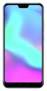 SIM Free Honor 10 5.84 Inch 128GB 4G Dual SIM Mobile Phone - Glacier Grey