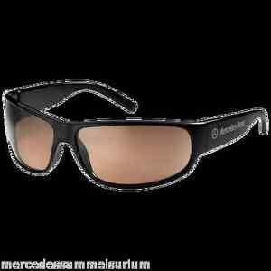 Mercedes benz men 39 s sunglasses orange nip ebay for Mercedes benz sunglasses