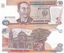 Filippine banconota 10 piso