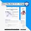 Indexbild 6 - eBay Template Paket: GRAU & BLAU BASIC - 3 Auktionsvorlagen/Designs inkl. EDITOR