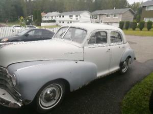 1948 Pontiac Sunbird