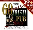 60 Greatest Ever Irish Pub Songs by Various Artists (CD, Jul-2008, 4 Discs, Dolphin Records)