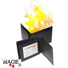 Portefeuille Enflammé - portefeuille magique - tour de magie