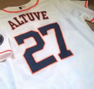 f3997375c163c Image is loading Houston-Astros-Jose-Altuve-STITCHED-World-Series-Champs-