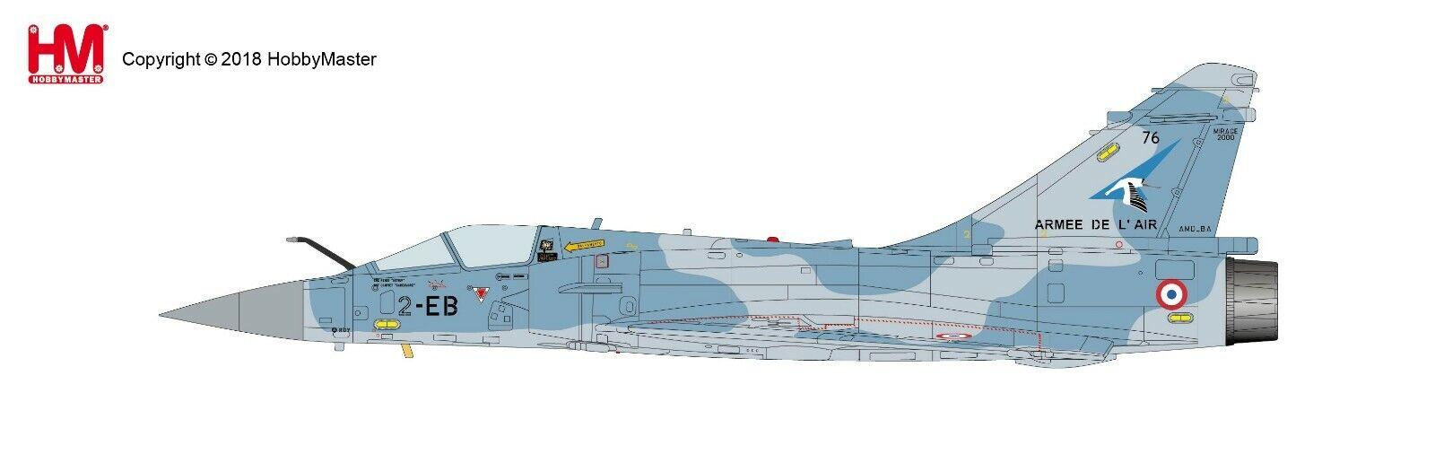 Hobby Master HA1614, Mirage 2000-5F 2-EB, 1 2, 3 103, E.C. Cigognes, Dijon Spa,
