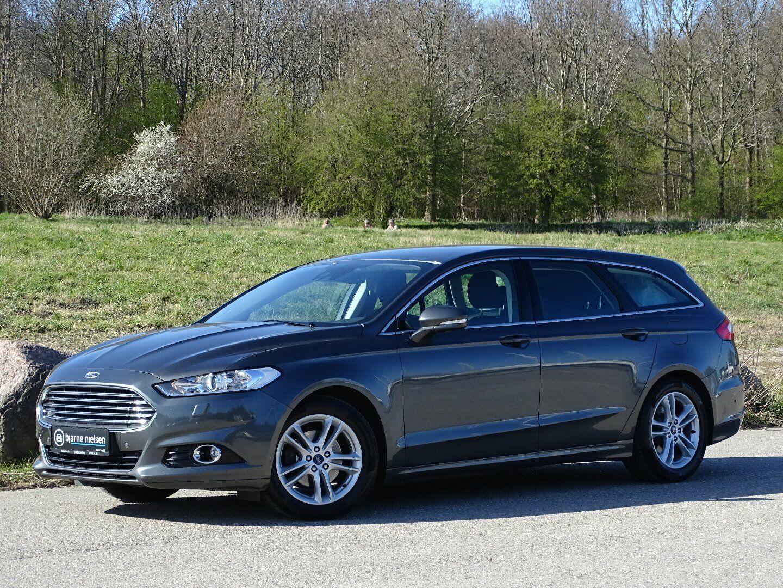 Ford Mondeo 1,5 SCTi 160 Titanium stc.