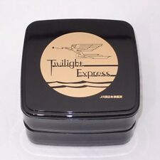 EKIBEN EMPTY LUNCH BOX TWILIGTH EXPRESS BENTO JAPAN RAILROAD STATION