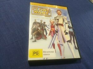 Star Wars - The Clone Wars : Animated Series : Season 1 : Vol 3 - DVD - Region 4