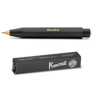 Kaweco-Sport-Classic-Druckbleistift-0-7mm-Schwarz