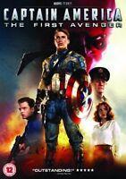 CAPTAIN AMERICA DVD FIRST AVENGER MARVEL ORIGINAL UK 1st Movie First Film New