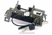 Bmw E36 Outside Door Handle Assembly With Key Front Driver Door Genuine on sale