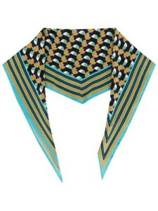 Etro-Geometric-Stripe-Silk-Twill-Neck-Scarf