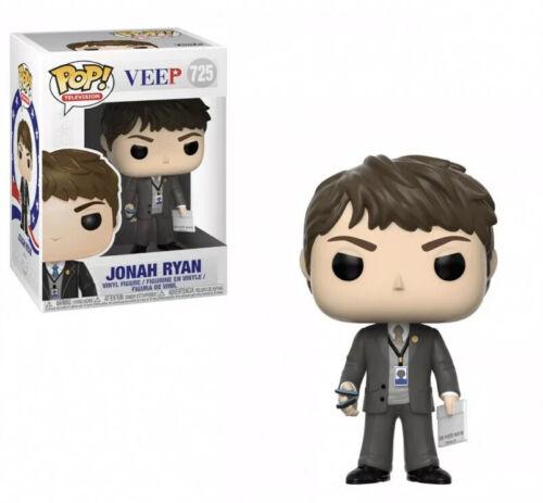 VP JONAH Ryan Funko Pop Figura in vinile #725